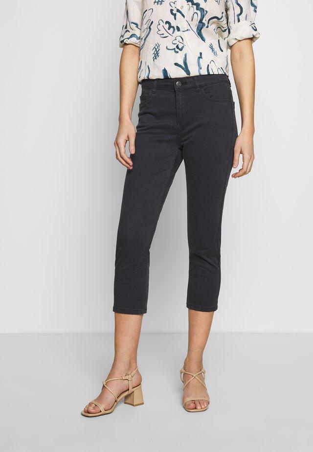 CAPRI - Slim fit jeans - navy