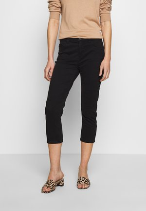CAPRI - Slim fit jeans - black
