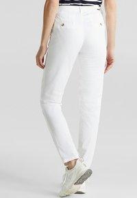 Esprit - Chino - white - 2