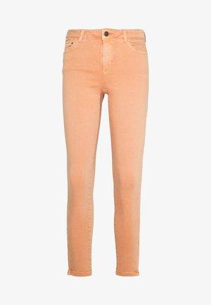 Jeans Skinny Fit - rust orange