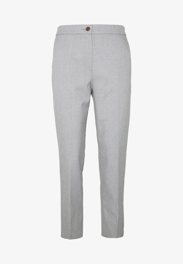 SMART  - Spodnie materiałowe - medium grey