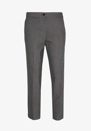 SMART  - Spodnie materiałowe - black