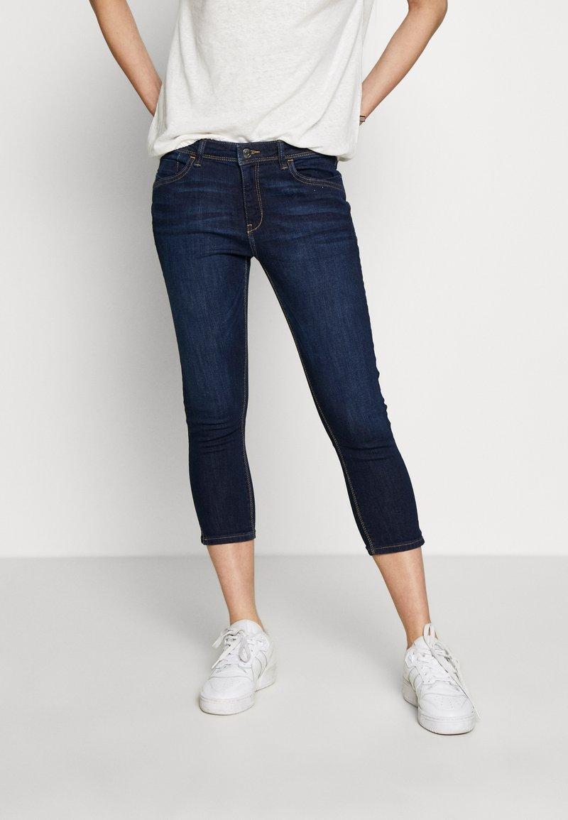 Esprit - Jeans Skinny - blue dark wash