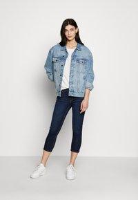 Esprit - Jeans Skinny - blue dark wash - 1