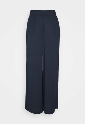 FLOTY PANT - Trousers - navy