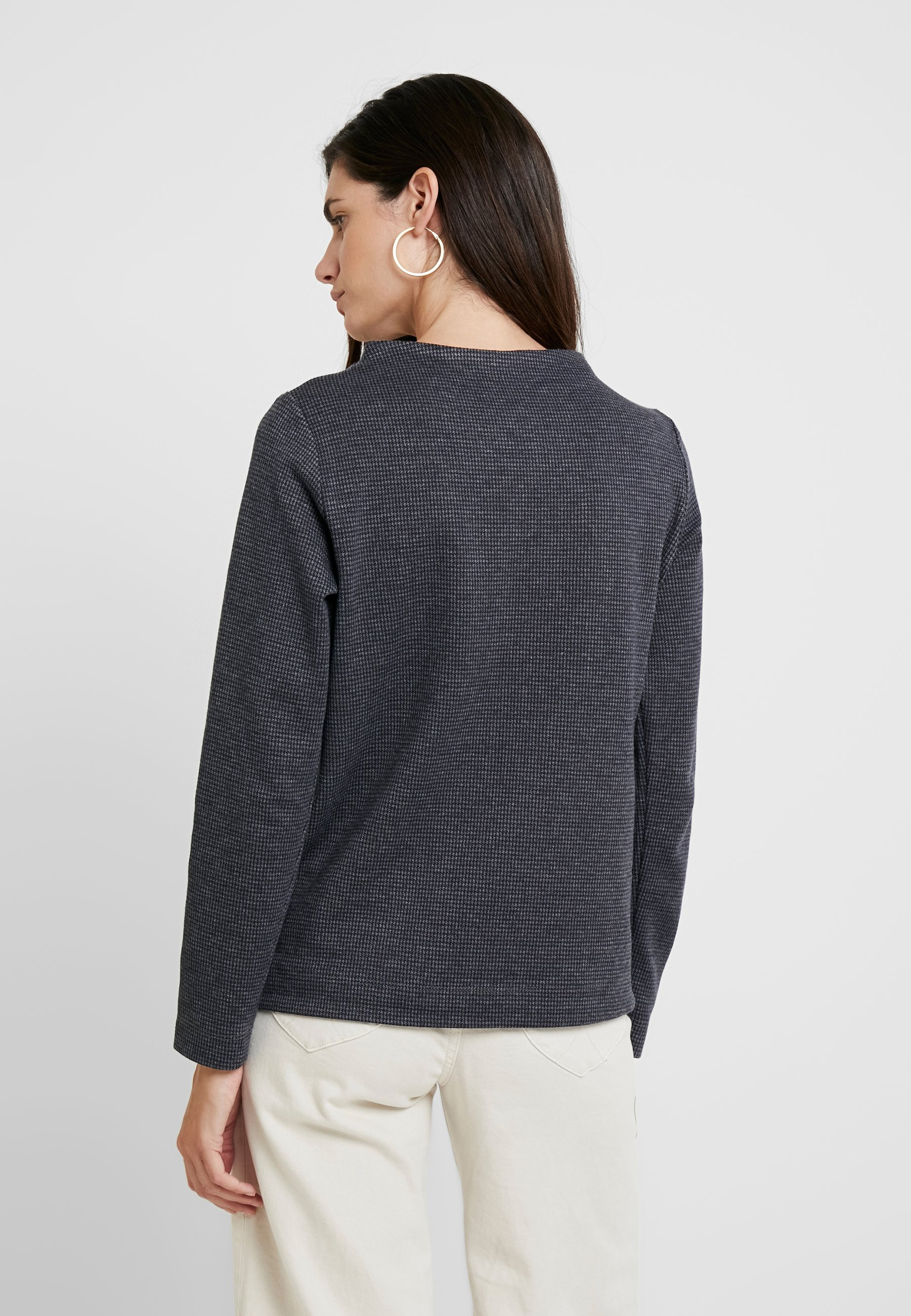 Esprit Topper langermet - grey/blue