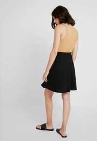 Esprit - A-line skirt - black - 2