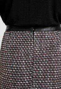Esprit - SKIRT - A-line skirt - garnet red - 4