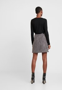 Esprit - SKIRT - A-line skirt - garnet red - 2