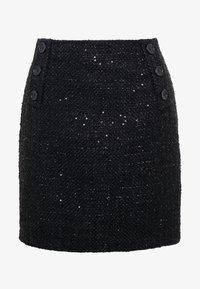 Esprit - SKIRT - Pencil skirt - black - 3