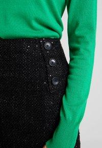 Esprit - SKIRT - Pencil skirt - black - 4