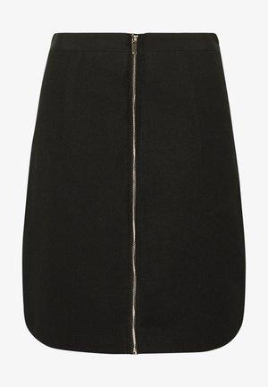 WINTER - Mini skirt - black