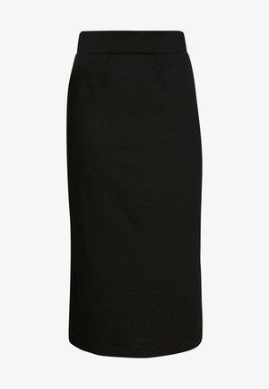 TUBE SKIRT - Pencil skirt - black