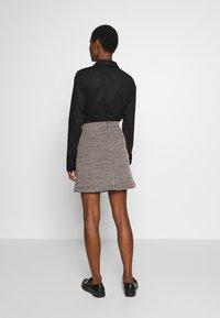 Esprit - SKI - A-line skirt - black - 2