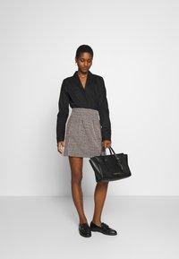 Esprit - SKI - A-line skirt - black - 1