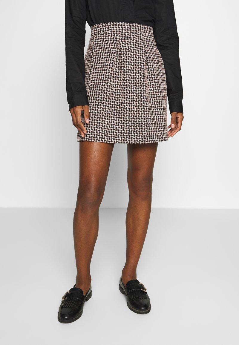 Esprit - SKI - A-line skirt - black