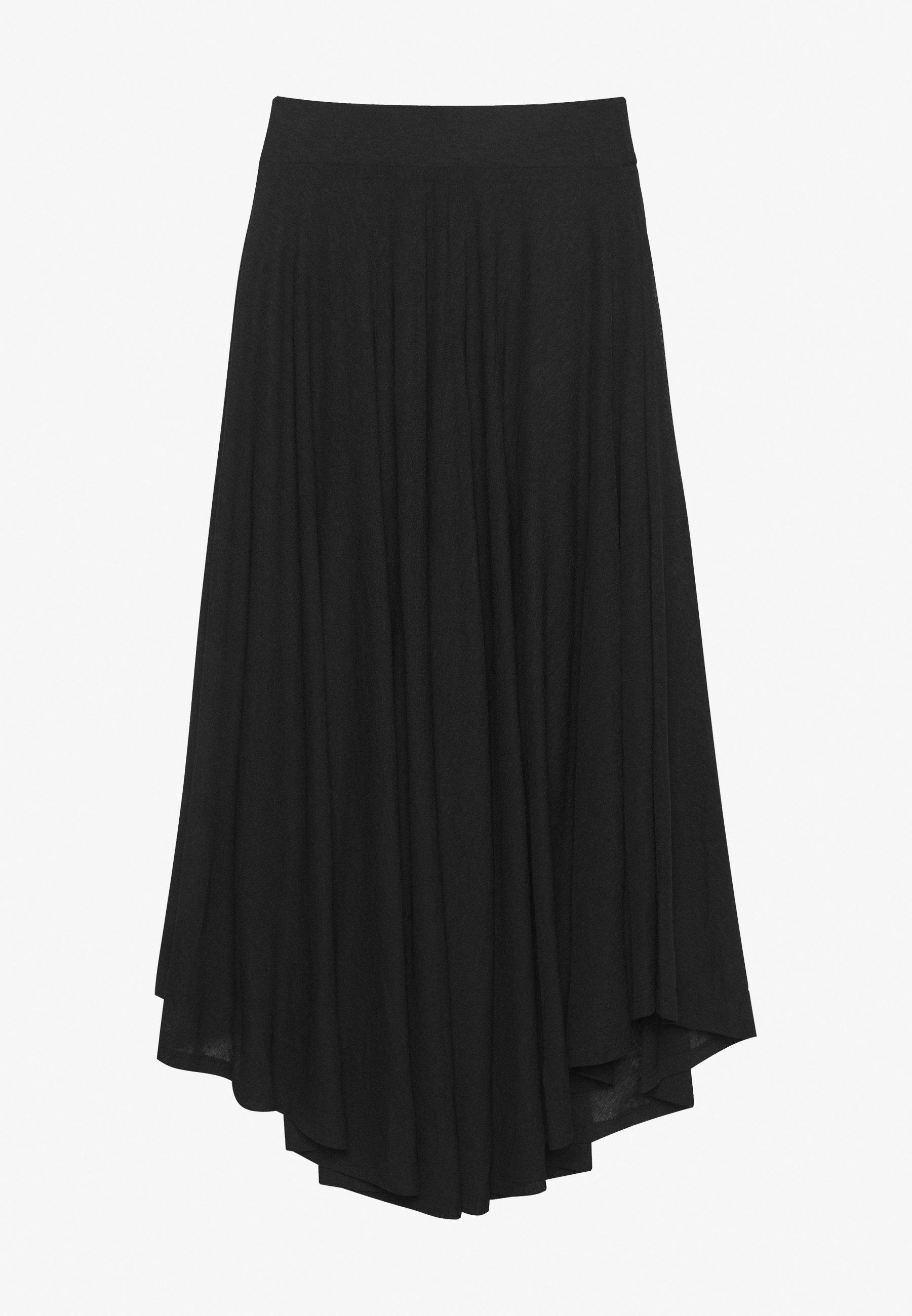 Esprit Skirt - A-linjekjol Black