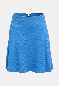 Esprit - SKIRT - A-lijn rok - bright blue - 7