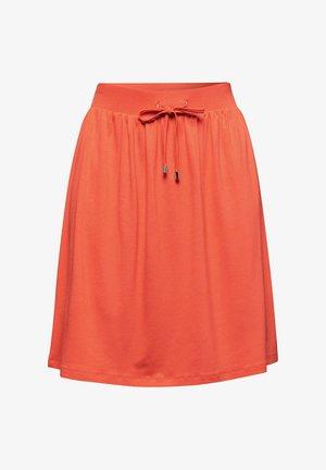 Mini skirt - coral