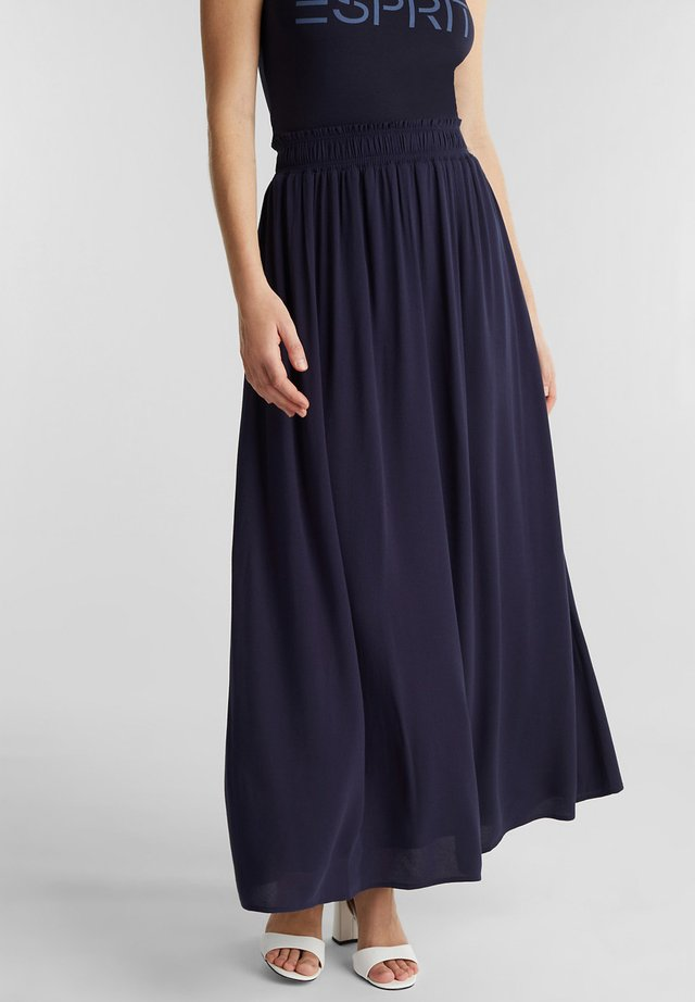 Maxi skirt - dark blue