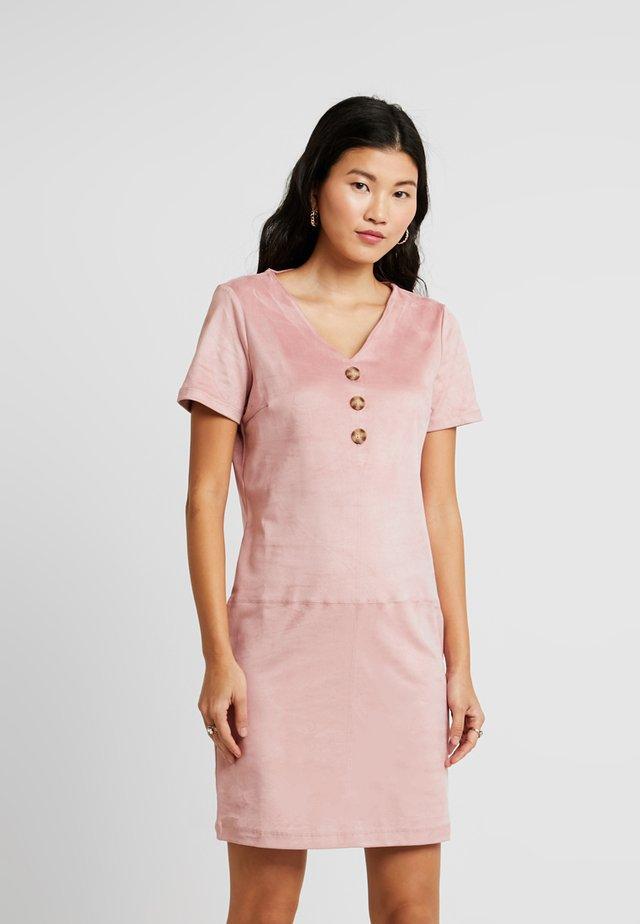 FAKE - Skjortklänning - old pink