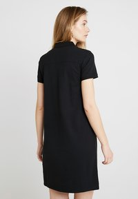 Esprit - POLO DRESS - Korte jurk - black - 2
