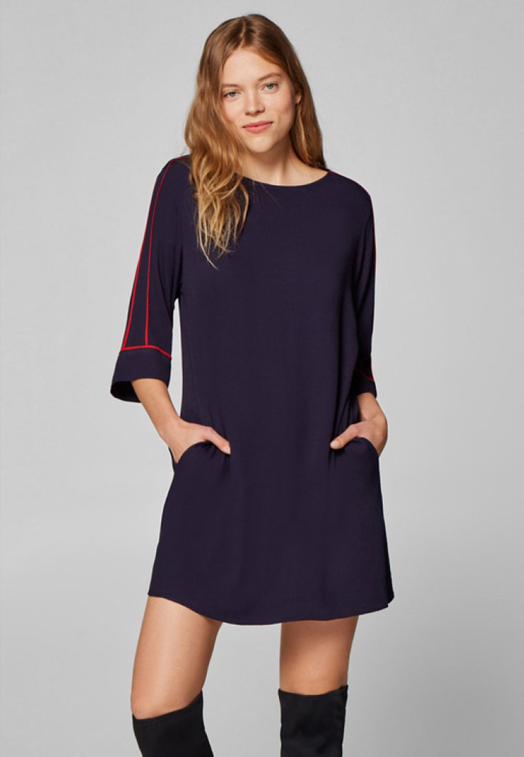 Esprit - Day dress - navy