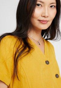 Esprit - Abito a camicia - brass yellow - 4