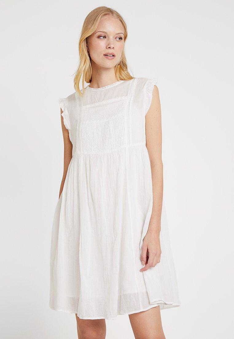 Esprit - FINE - Freizeitkleid - off white