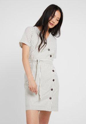 Robe chemise - off white