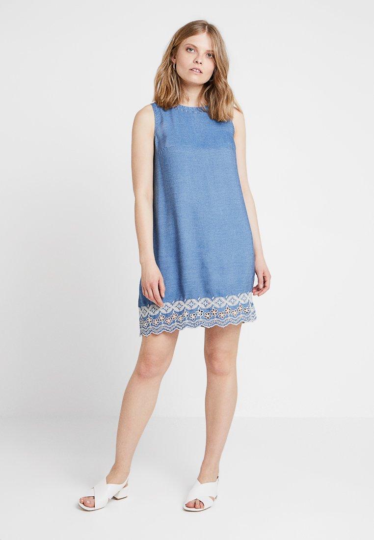 Esprit Wash DressRobe Medium D'été Blue rxdoBCe