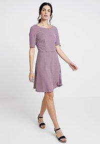 Esprit - DRESS - Jerseykjole - pink fuchsia - 1