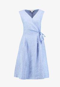 Esprit - STRIPE - Robe d'été - bright blue - 4
