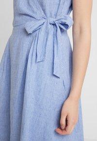 Esprit - STRIPE - Robe d'été - bright blue - 5