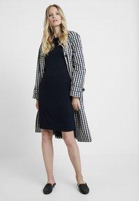 Esprit - DRESS - Jumper dress - navy - 2