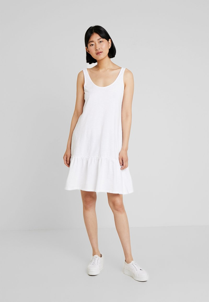 Esprit - EASY DRESS - Robe en jersey - white
