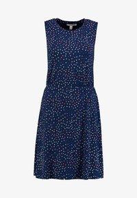 Esprit - EASY DRESS - Žerzejové šaty - navy - 4