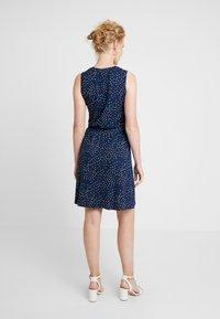 Esprit - EASY DRESS - Žerzejové šaty - navy - 3