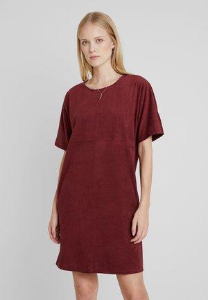 DRESS - Vestito estivo - bordeaux red