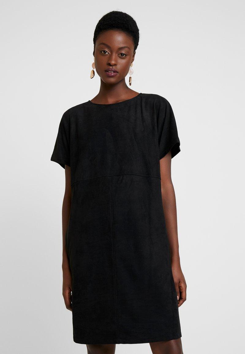 Esprit - DRESS - Hverdagskjoler - black