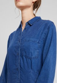 Esprit - DRESS - Spijkerjurk - blue medium wash - 3