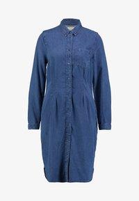 Esprit - DRESS - Spijkerjurk - blue medium wash - 4
