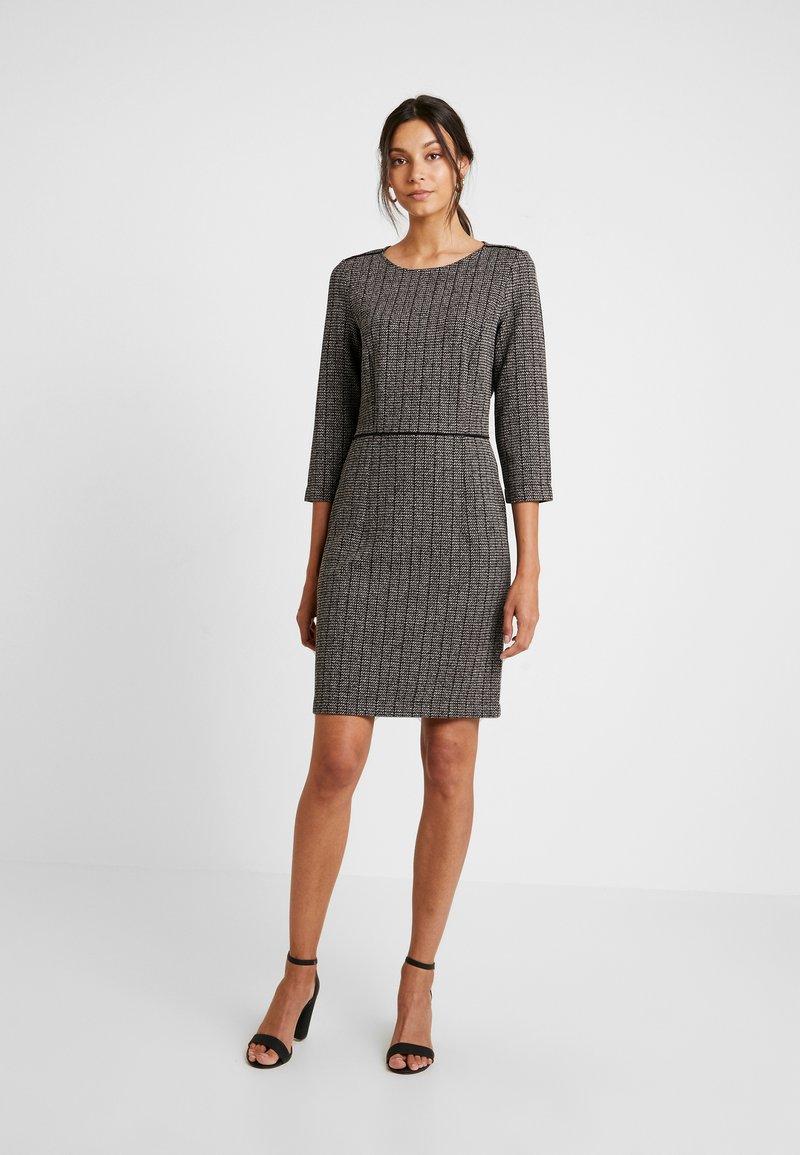 Esprit - DRESS - Shift dress - black