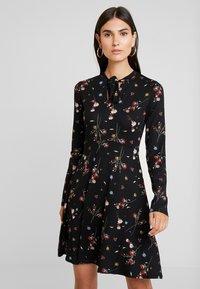 Esprit - Sukienka z dżerseju - black - 0