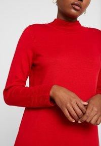 Esprit - Jumper dress - dark red - 5