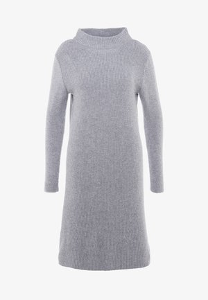 DRESS - Jumper dress - medium grey