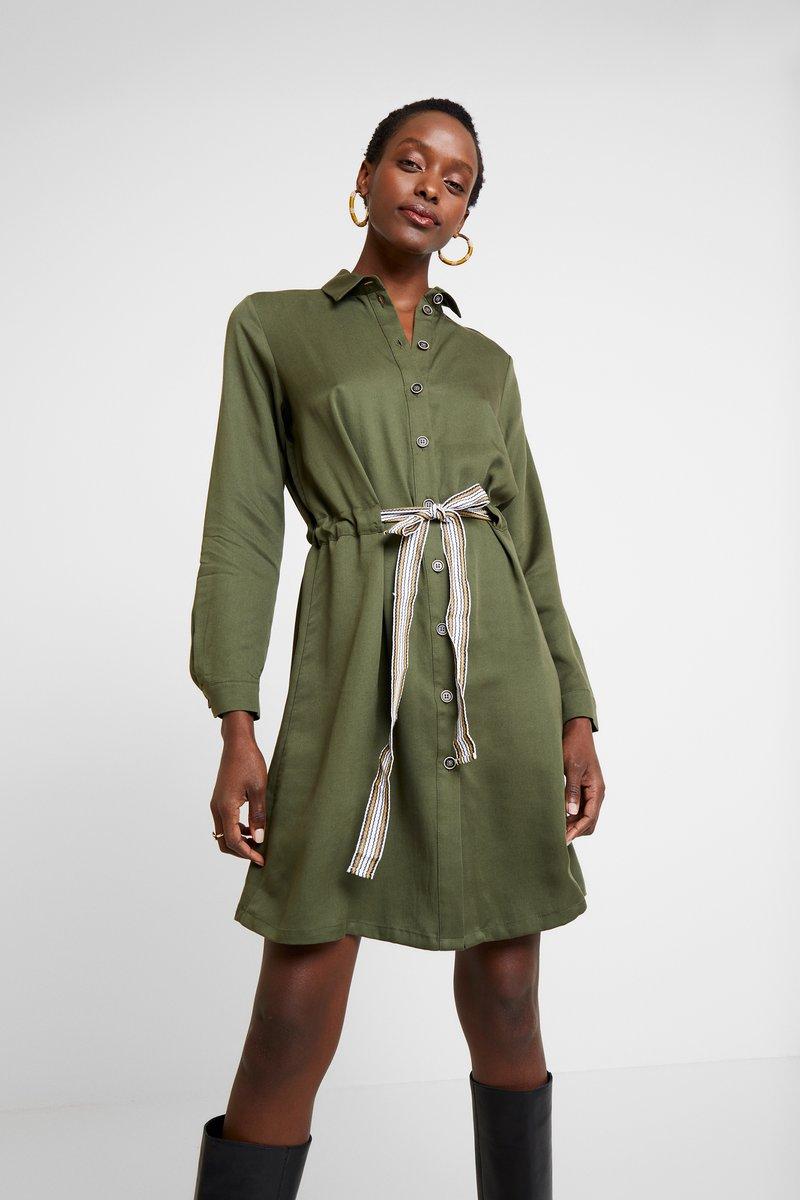 Esprit - Paitamekko - khaki green