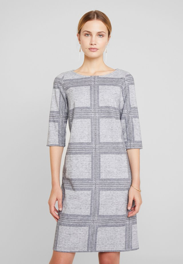 SWEAT DRESS - Vestido de punto - light grey