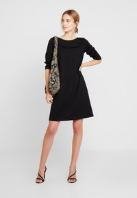 Esprit - DRESS - Day dress - black - 2