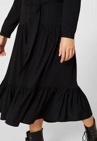 Esprit - Blusenkleid - black - 5